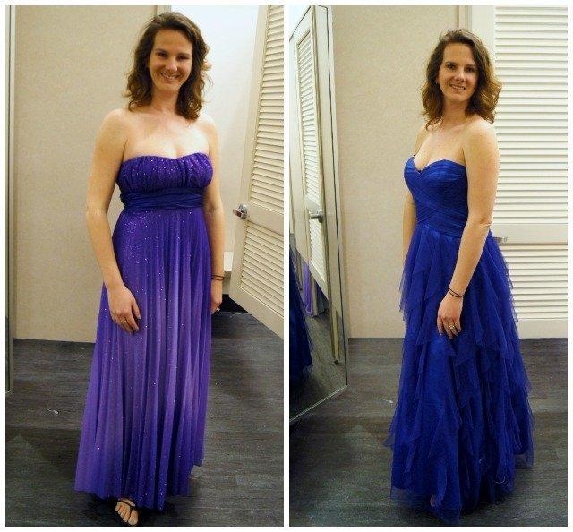 Me in Prom Dress