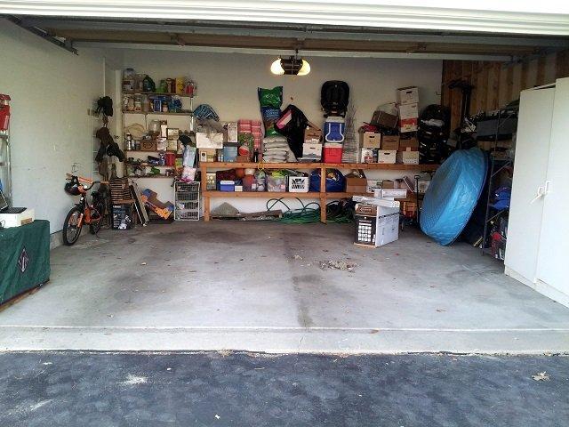 Garage after FnB