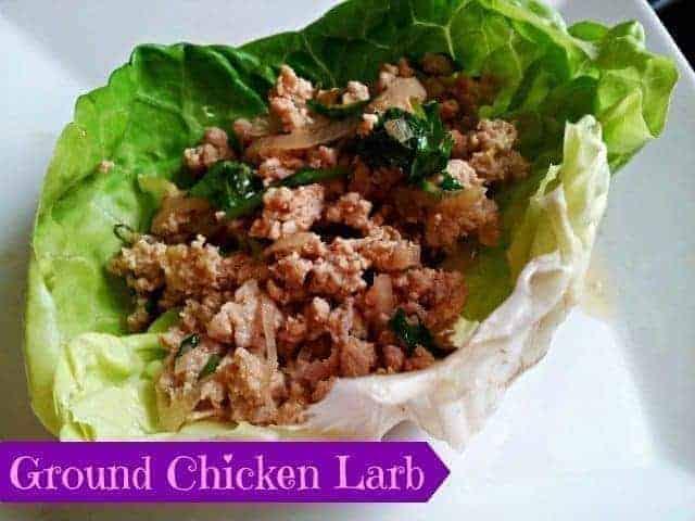 Ground Chicken Larb Recipe – Tasty Tuesday!
