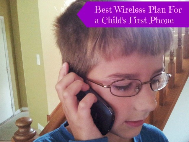 Best wireless plan for my 9 year old