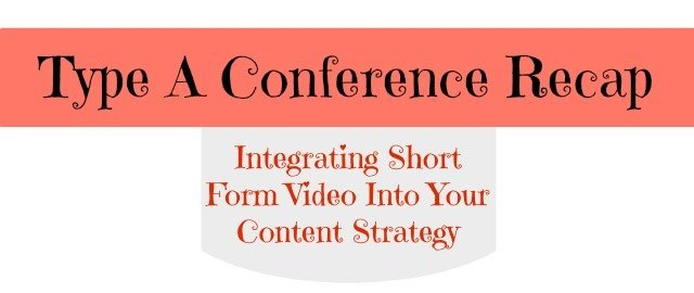 Integrating short form video into your content strategy