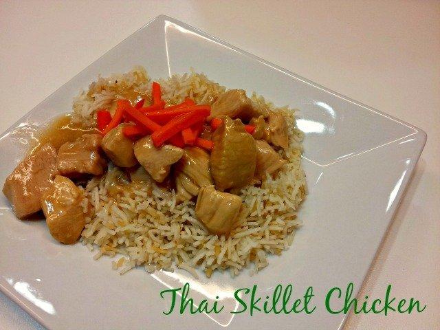 Thai Skillet Chicken