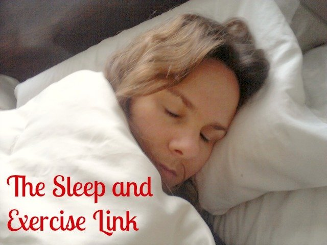 The link between sleep and exercise