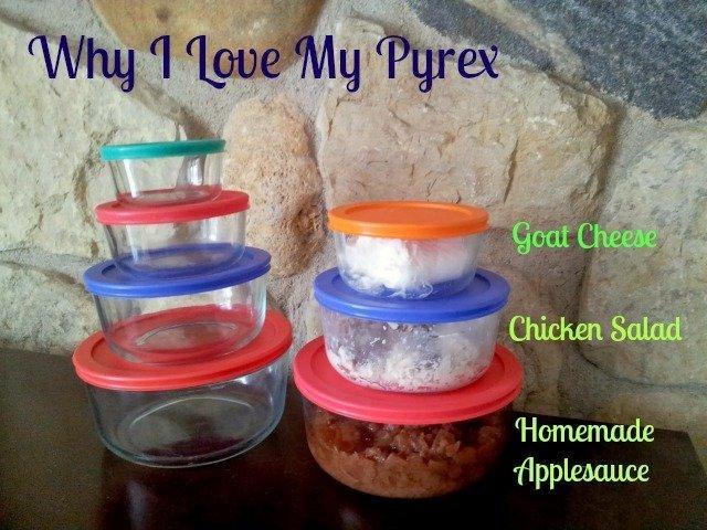 Pyrex safe kitchen storage review