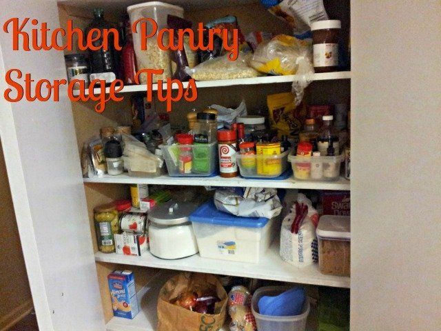 Need to organize your pantry so you can actually find what you're looking for? These tips and tricks will make your kitchen organization a snap!