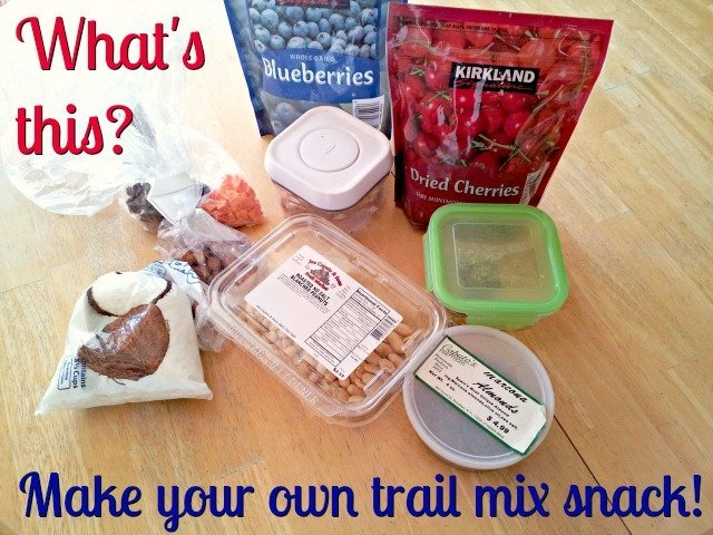 How to make your own kid-friendly trail mix
