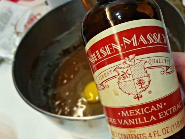Try Mexican vanilla (I love the Neilsen Massey brand) when making dishes to give it a little bit of a unique and slightly spicy note