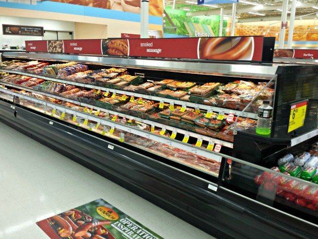 Hillshire Farms #AmericanCraft sausages at Meijer