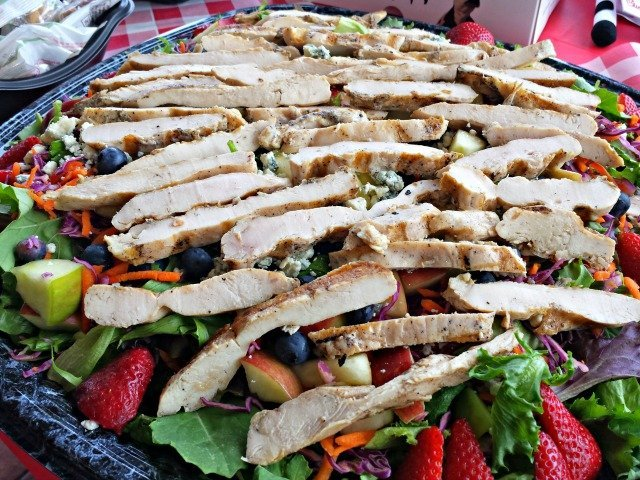 Grilled Chicken Market Salad from Chick-fil-A