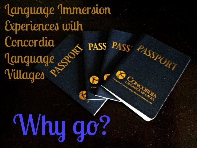 Reasons to attend Concordia Language Villages in one of their 15 different language immersion programs