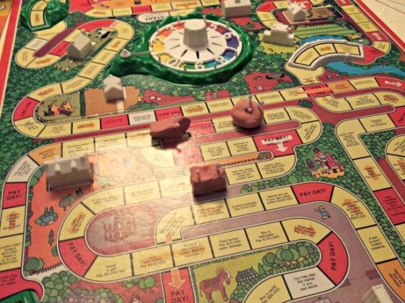 When was the last time you played the Game of LIFE?