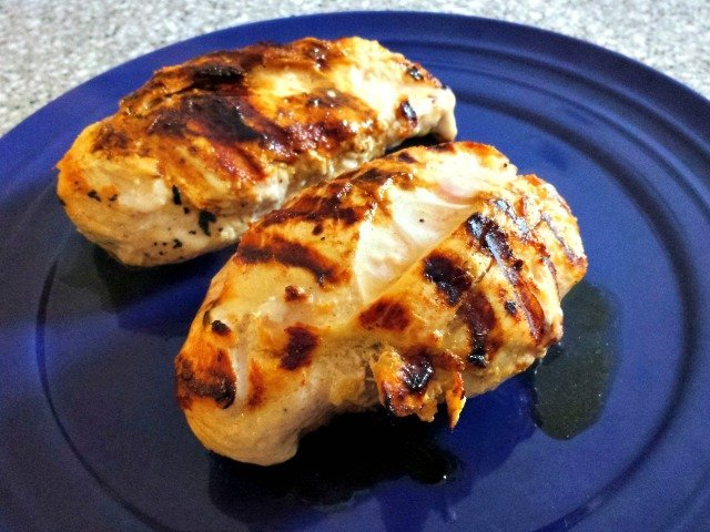 Let your chicken rest before you slice into it