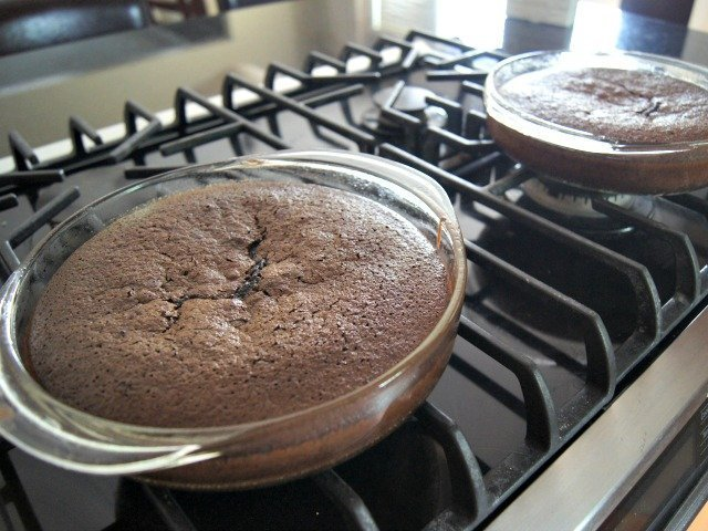 Perfect moist chocolate cake