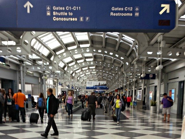 Hopping to your gate in O'Hare
