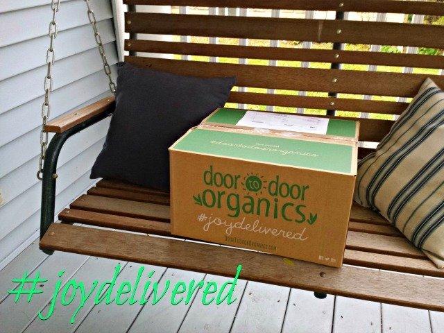 Delivery of Door to Door organics Chicago