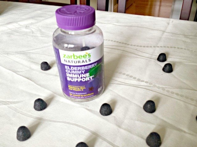 Zarbee's immune support review