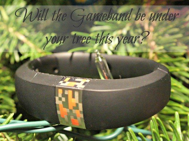 Gameband under the tree