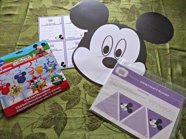 Disney party games