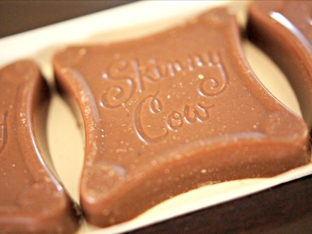Skinny cow chocolates