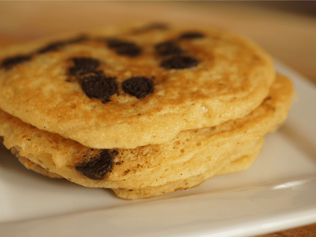 Fluffy pancakes recipe with a secret ingredient