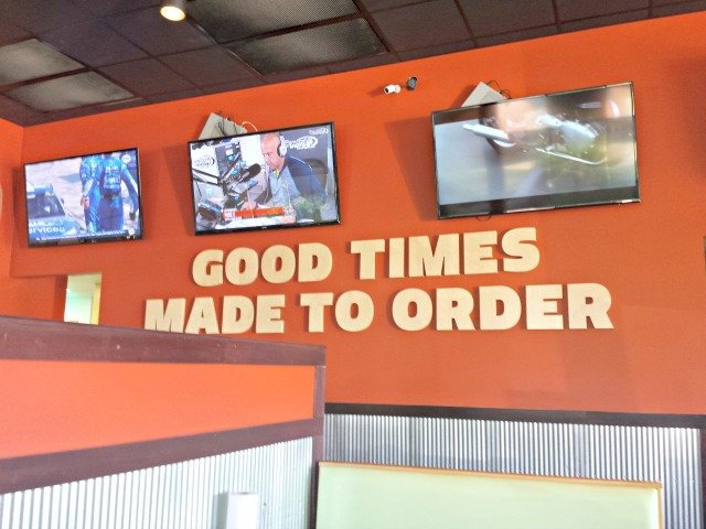 Buffalo Wings and Rings Good Times Made to Order