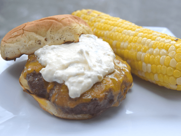 Chipotle Burgers With Jalapeno Mayo