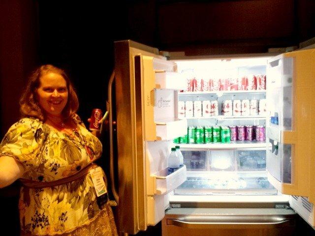 Perfect LG fridge