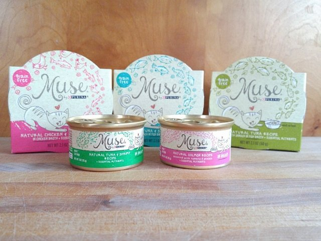 Purina Muse grain-free varieties