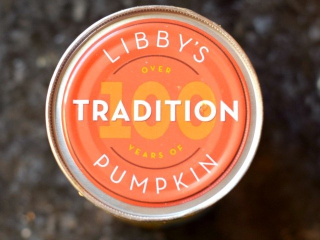 Libby's has over 100 years of pumpkin tradition