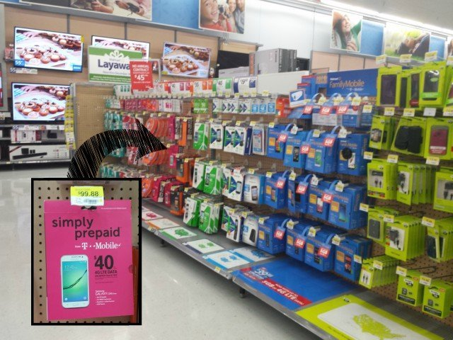Simple Choice Prepaid plans at Walmart