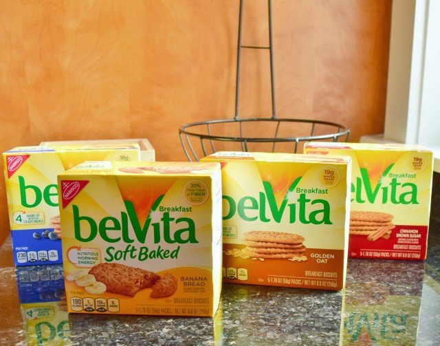 Belvita Breakfast Bars to stock the DIY breakfast bar