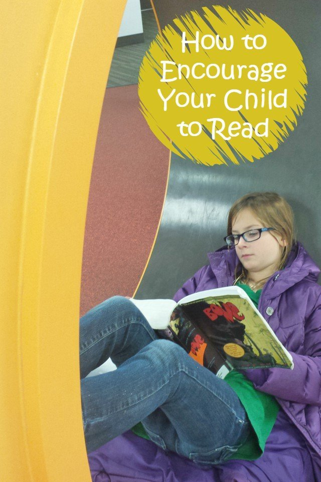 How to encourage your child to read with a reading challenge