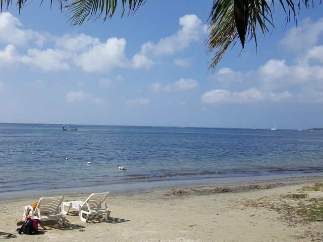 Enjoy the beach after your shore excursion