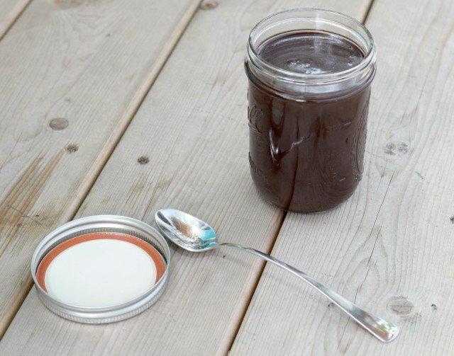 Dig into some homemade espresso hot fudge sauce