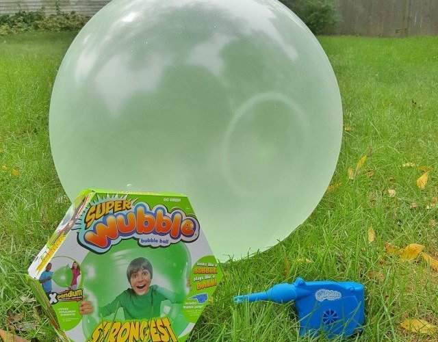 Super Wubble ball review and troubleshooting