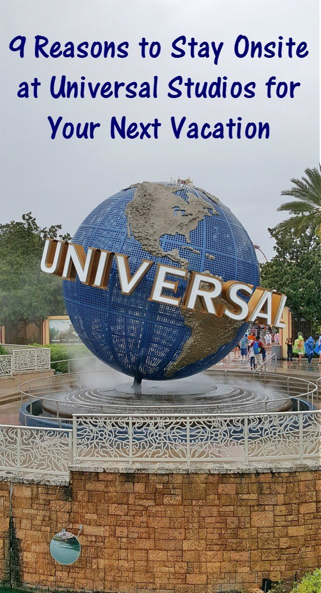 9 of the best reasons to stay onsite at Universal Studios for your next vacation. Save time, money, and stress. Do you know the benefits of staying at the resort hotels?