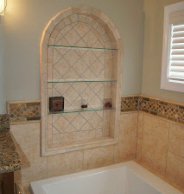 Nice Create an artistic feature bathroom remodel ideas