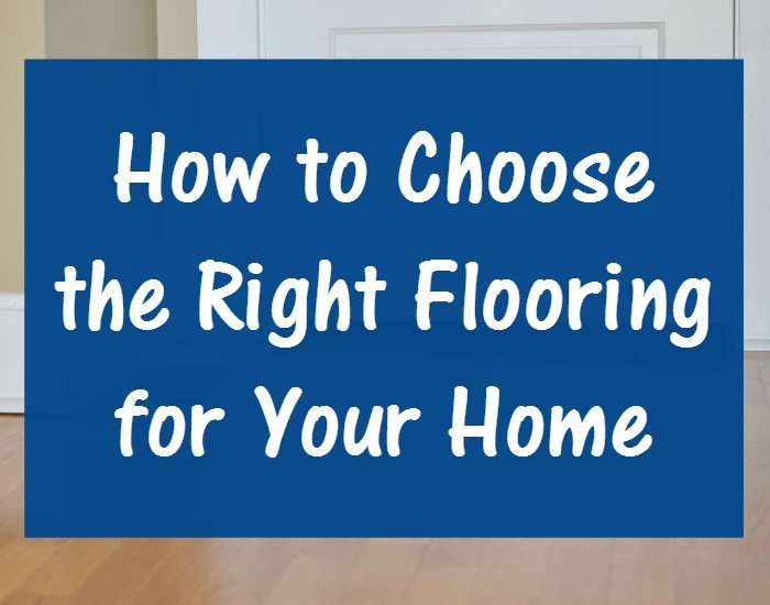 How to choose the right flooring for your home - tips and tricks