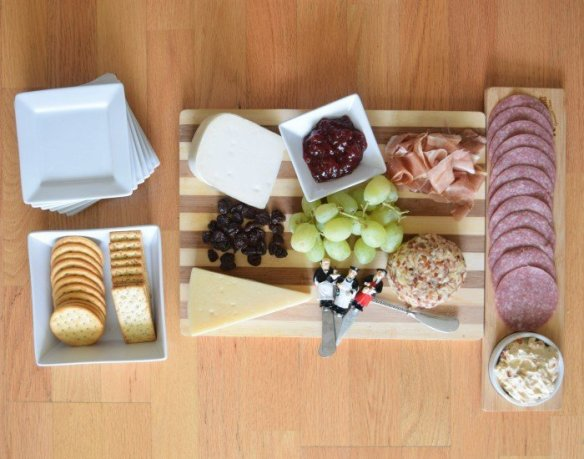 Perfect cheese platter may mean more than one platter