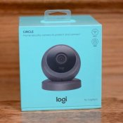 Logi Circle in its box