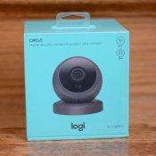 Logi Circle in its box