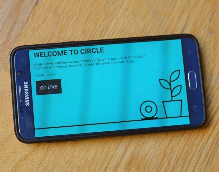 Set up the Logi Circle App
