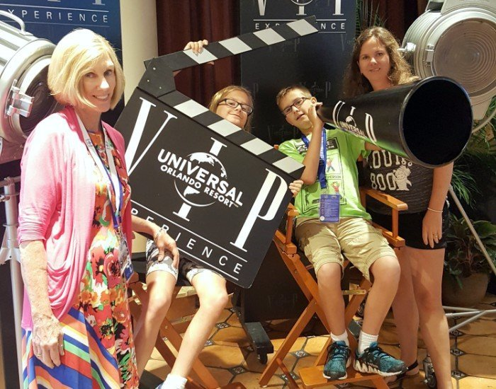 Fun with the Universal Studios VIP Experience