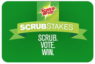 Scotch-Brite Brand Sweepstakes