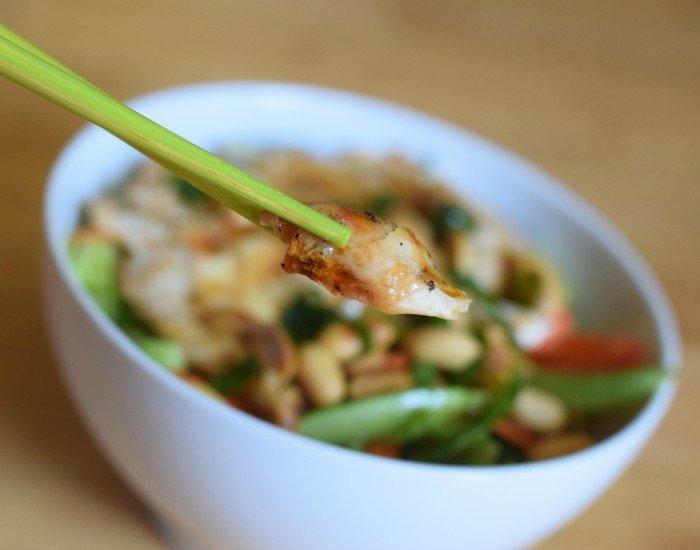Summer salad PF changs kung pao chicken salad recipe