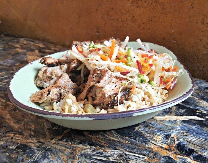 Create your own Satuli Bowl at Disney Animal Kingdom Avatar Restaurant