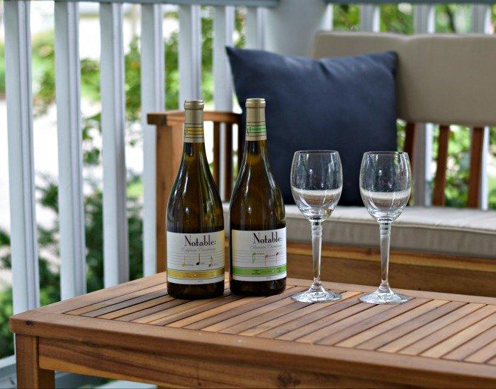 Enjoy Notable Wines Chardonnay