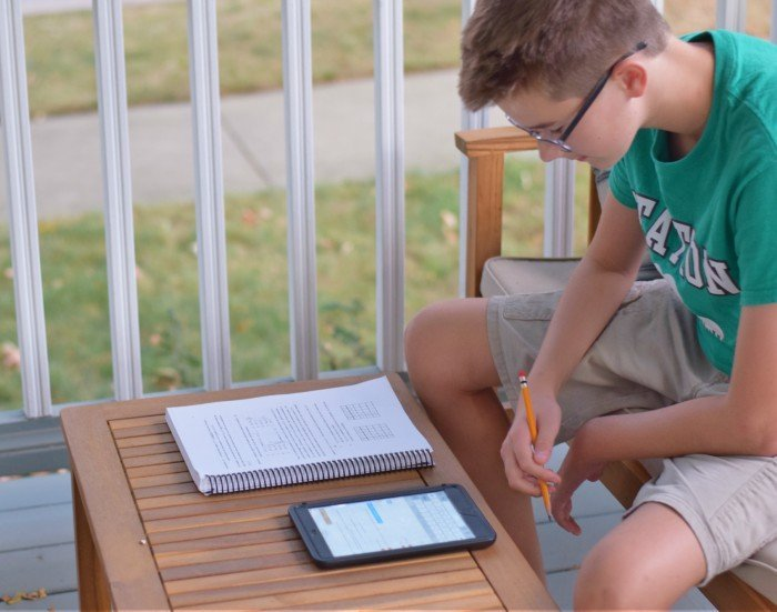 Online math tutoring with Yup App