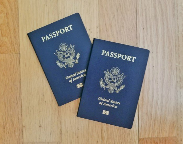 How To Apply For Your Kids Passports Honest And Truly