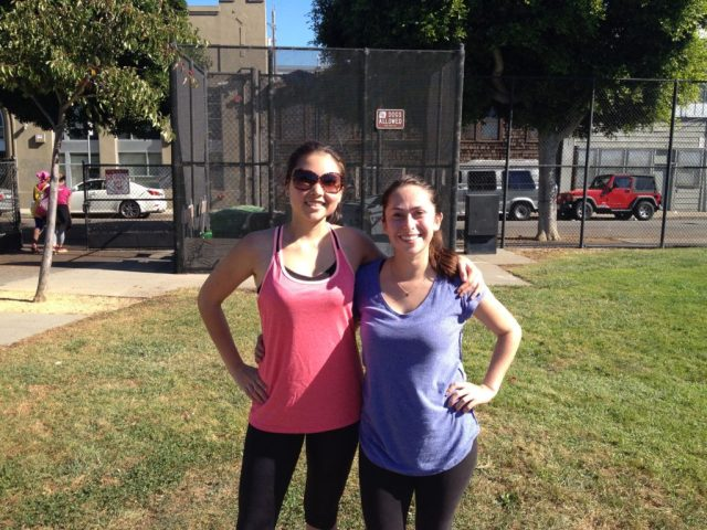 review of fitmob training in san francisco